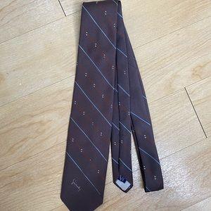 Authentic Givenchy Designer Men's Vintage Tie 🤎